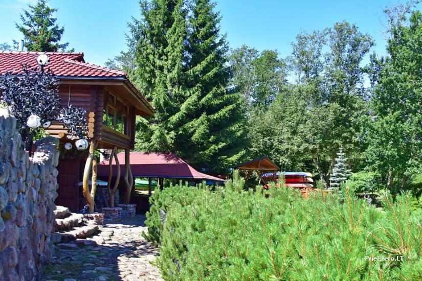 House with sauna and hot tub in Svenoji STONE ISLAND - 16