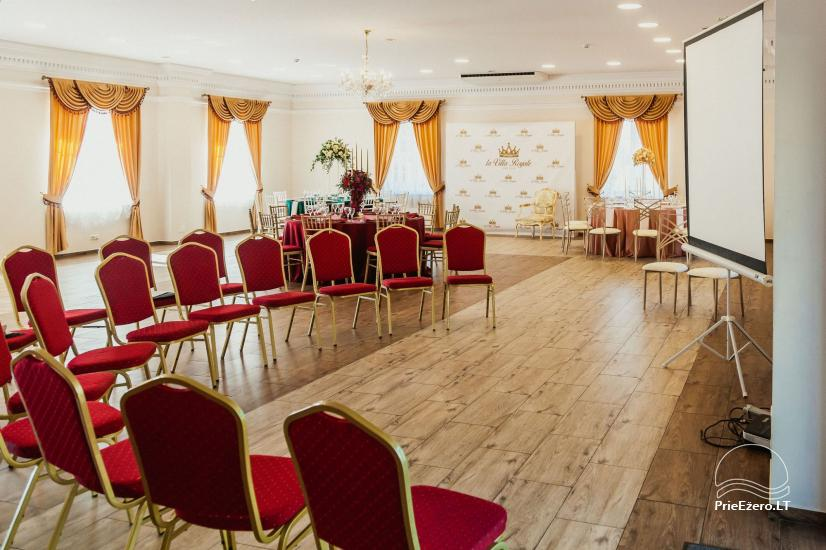 La Villa Royale - for your exclusive conference or feast! - 40