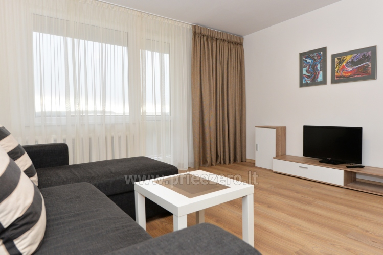 2 bedroom apartment in the central city street in Druskininkai - 1