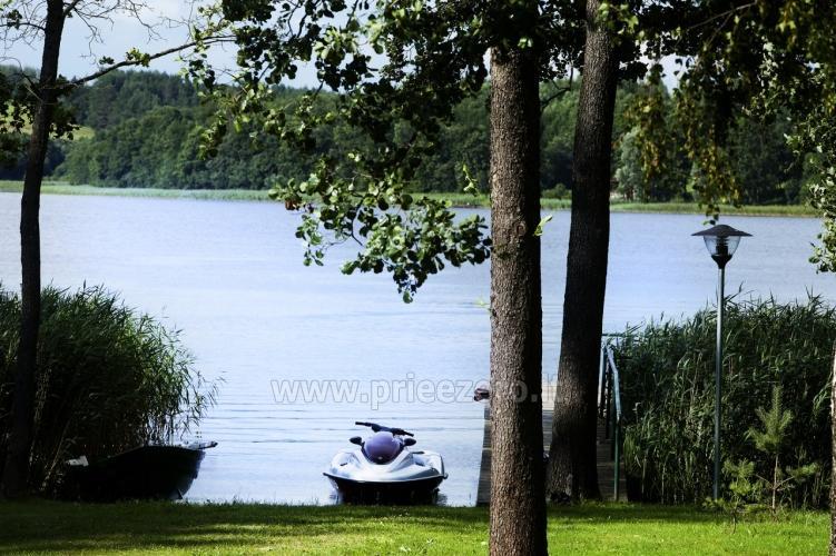 Radviliu sodyba in Anyksciai  area, by the lake - 17