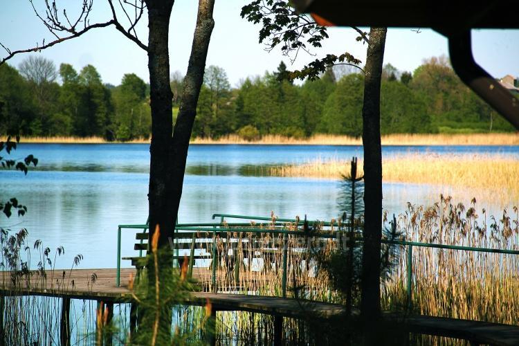 Radviliu sodyba in Anyksciai  area, by the lake - 16
