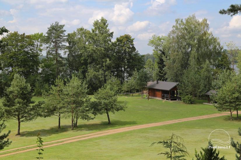 Radviliu sodyba in Anyksciai  area, by the lake - 38