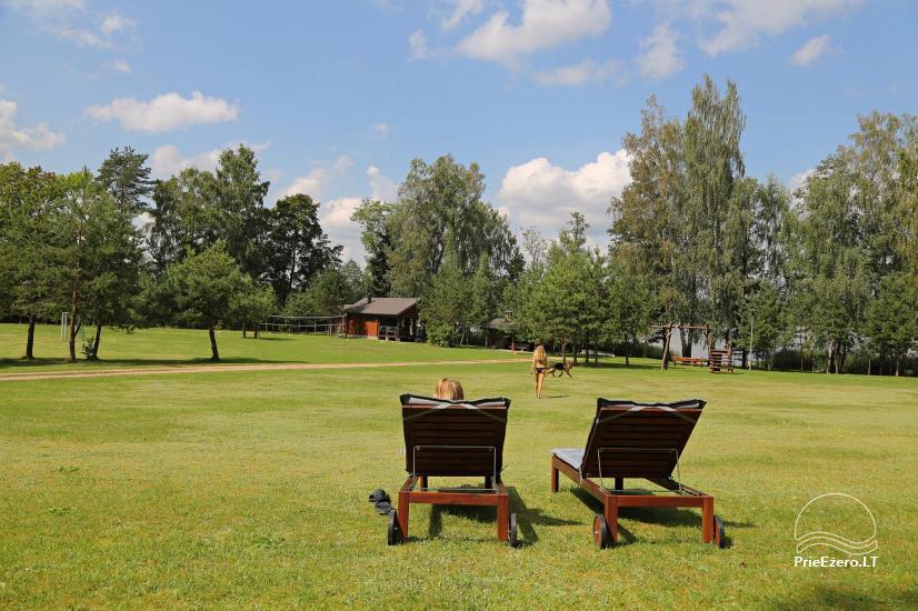 Radviliu sodyba in Anyksciai  area, by the lake - 23