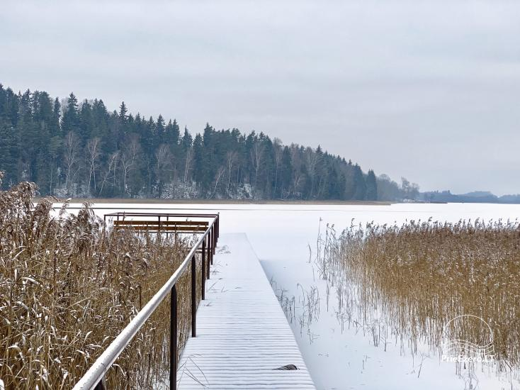 Radviliu sodyba in Anyksciai  area, by the lake - 36