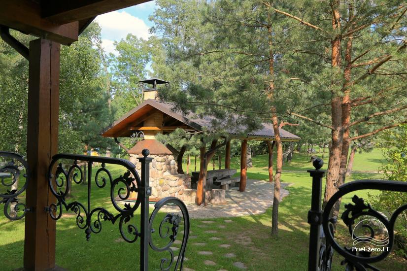 Radviliu sodyba in Anyksciai  area, by the lake - 25