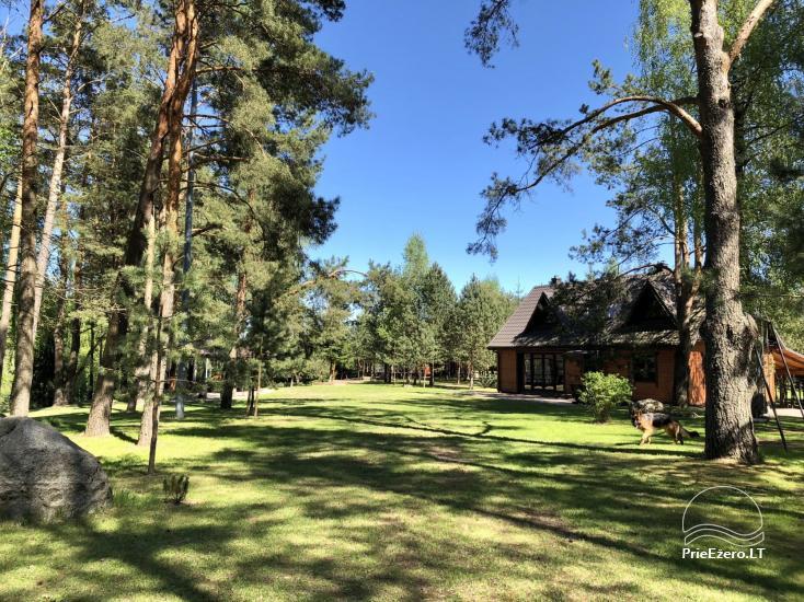 Radviliu sodyba in Anyksciai  area, by the lake - 37