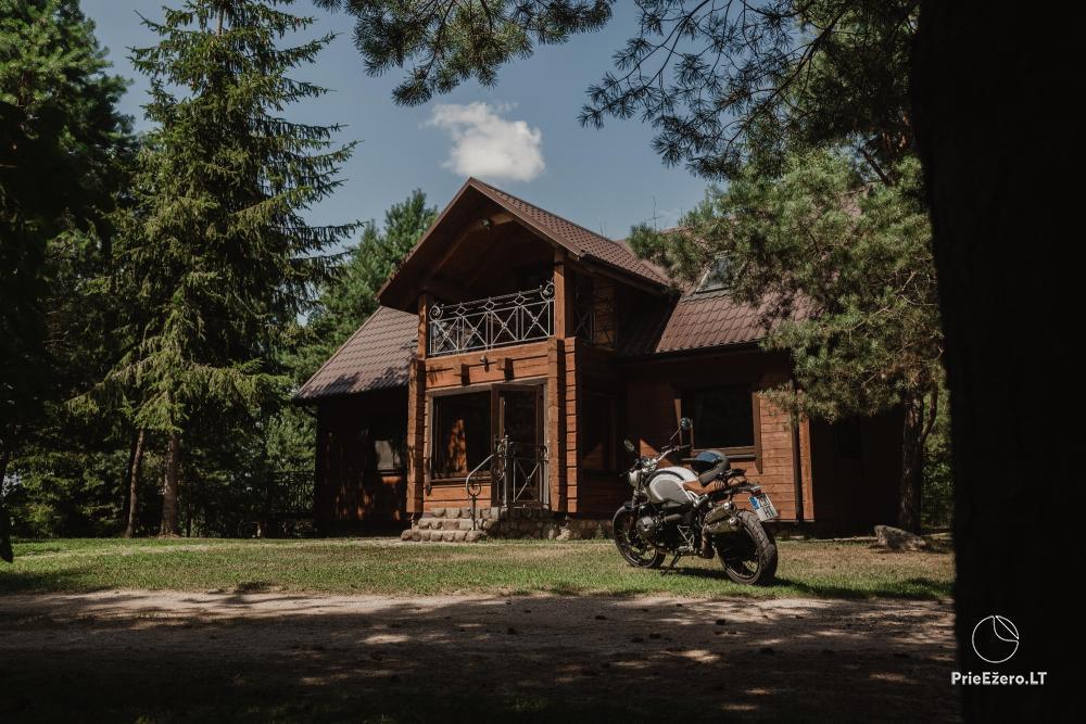 Radviliu sodyba in Anyksciai  area, by the lake - 2