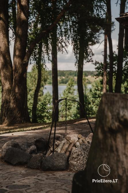 Radviliu sodyba in Anyksciai  area, by the lake - 19