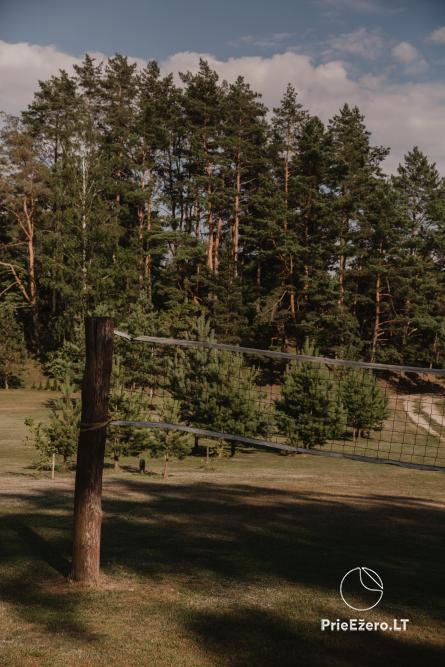 Radviliu sodyba in Anyksciai  area, by the lake - 22