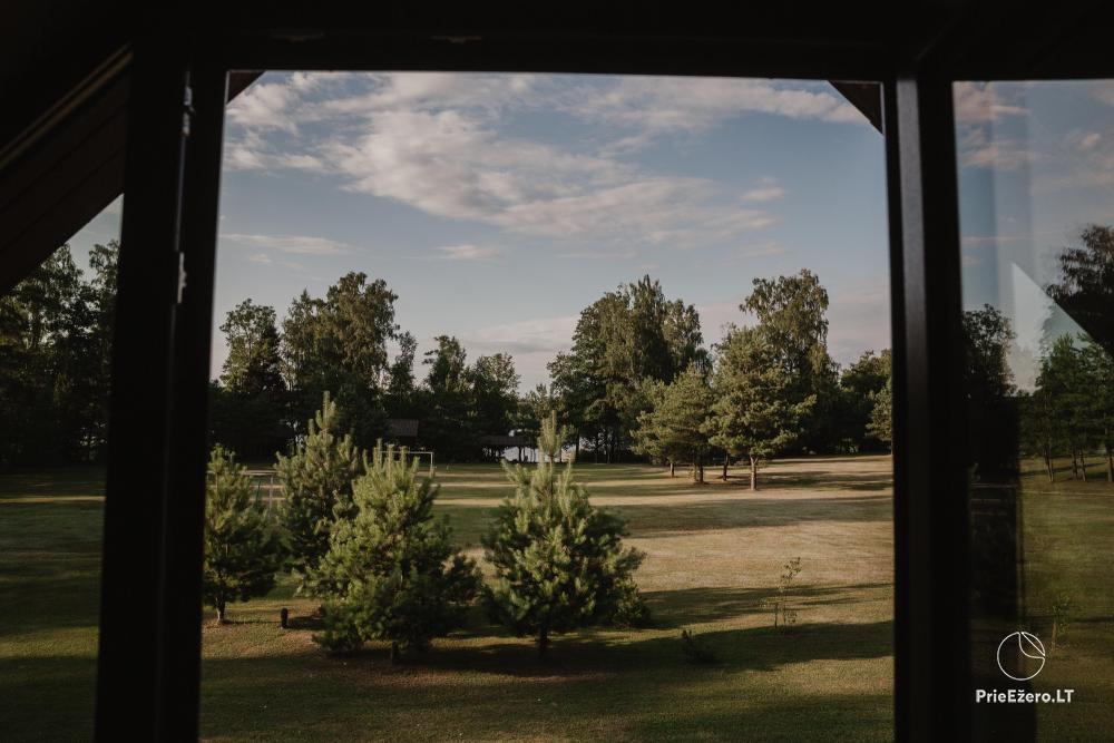 Radviliu sodyba in Anyksciai  area, by the lake - 28