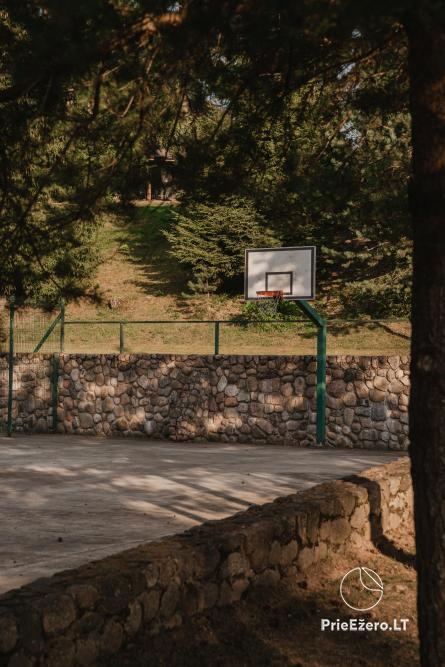 Radviliu sodyba in Anyksciai  area, by the lake - 39