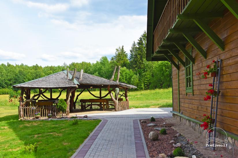 Ilona's homestead on the lake shore - 5