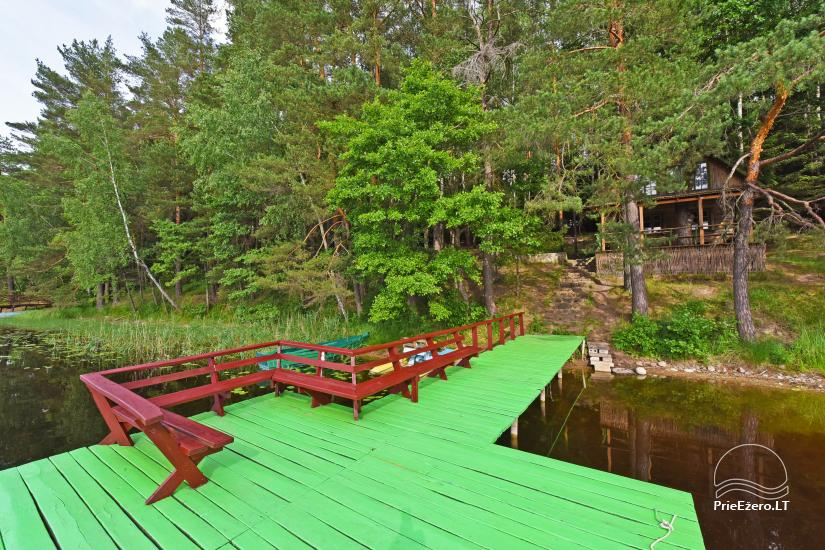 Ilona's homestead on the lake shore - 17