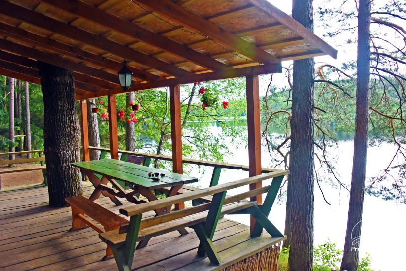 Ilona's homestead on the lake shore - 18