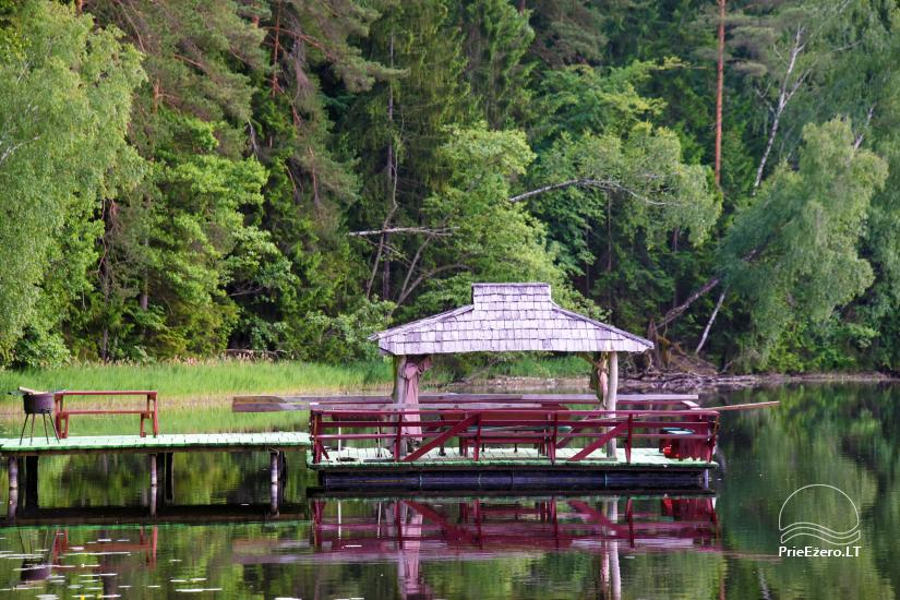 Ilona's homestead on the lake shore - 19