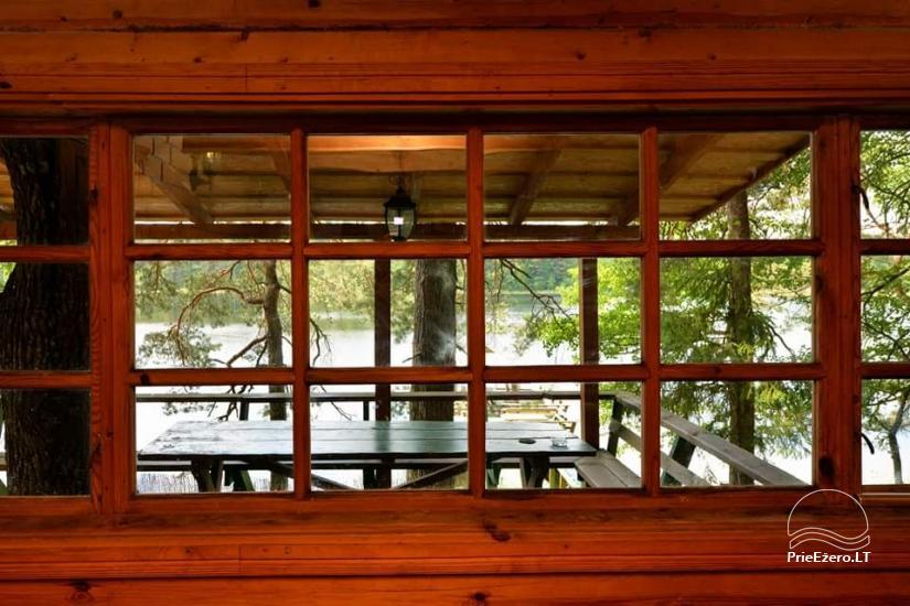 Ilona's homestead on the lake shore - 20
