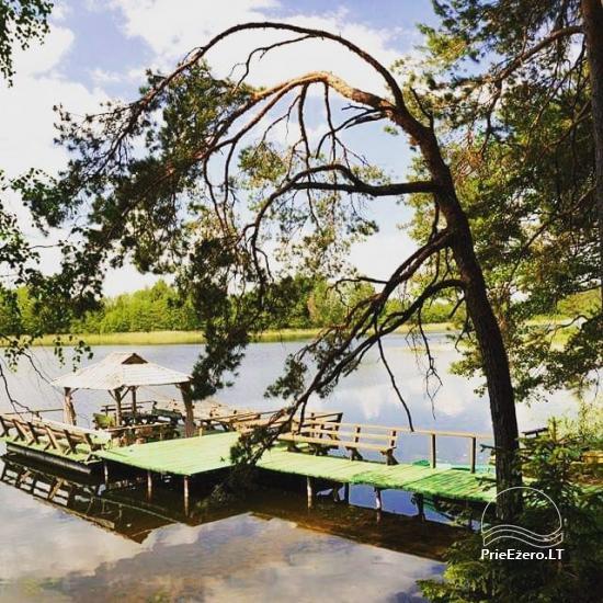 Ilona's homestead on the lake shore - 21