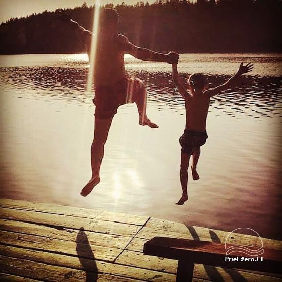 Ilona's homestead on the lake shore - 24