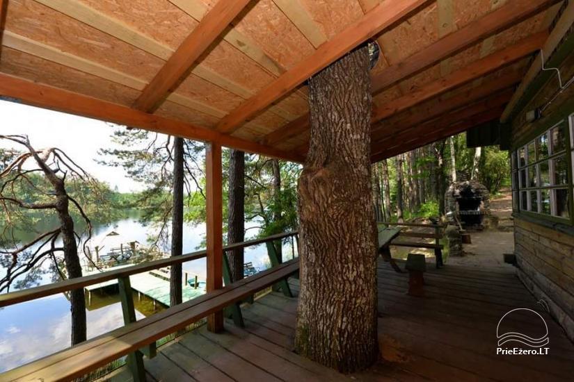Ilona's homestead on the lake shore - 26