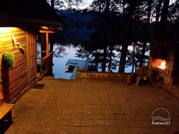Ilona's homestead on the lake shore - 27