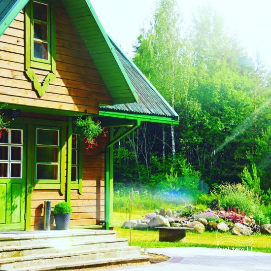 Ilona's homestead on the lake shore - 29