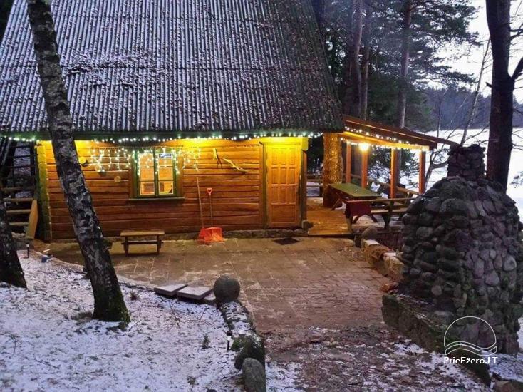 Ilona's homestead on the lake shore - 28