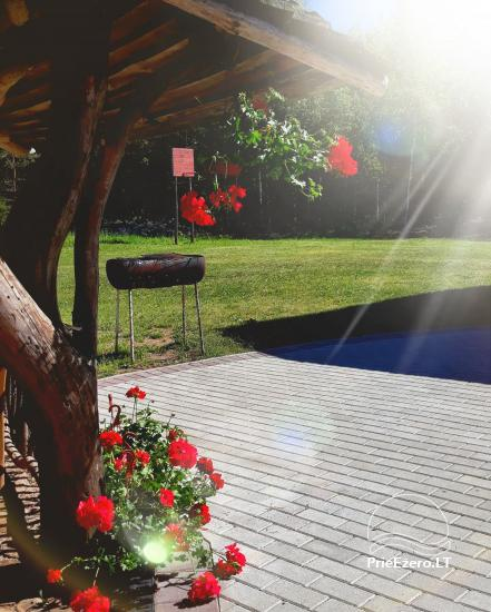 Ilona's homestead on the lake shore - 35