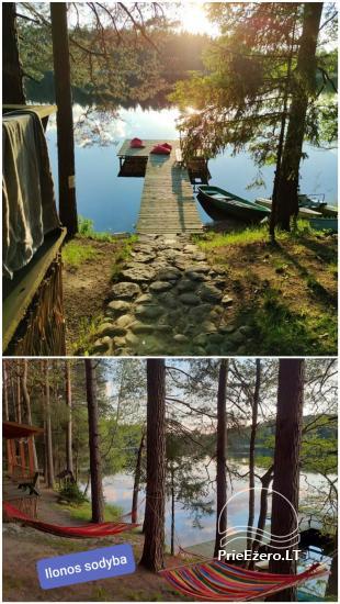 Ilona's homestead on the lake shore - 2