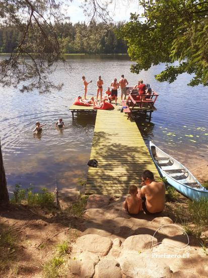 Ilona's homestead on the lake shore - 3