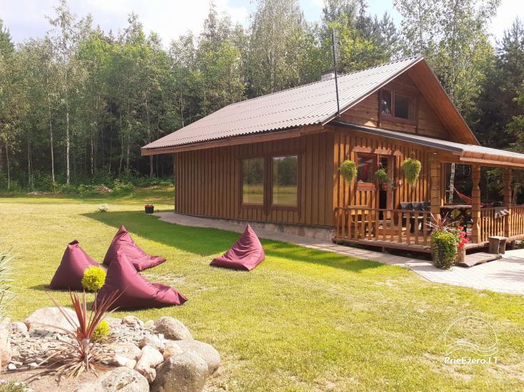 Ilona's homestead on the lake shore - 1
