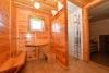 Sauna in the main house