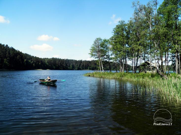"""Курорт на озере Siesartis - """"Ąžuolas"""" - 1"""