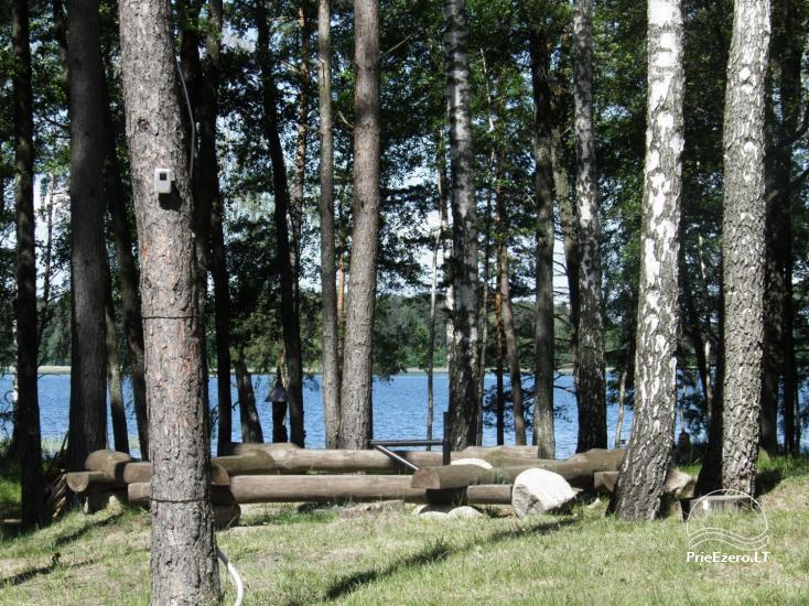 """Курорт на озере Siesartis - """"Ąžuolas"""" - 6"""