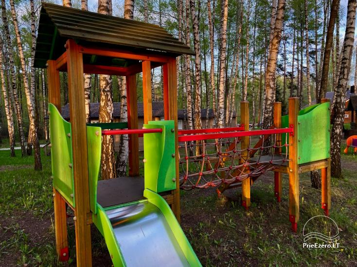 """Resort at Lake Siesartis - """"Oak"""" - 6"""
