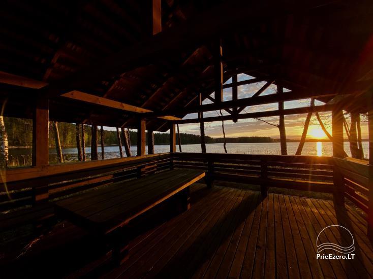 """Resort at Lake Siesartis - """"Oak"""" - 10"""