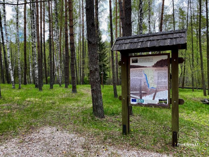 """Resort at Lake Siesartis - """"Oak"""" - 13"""
