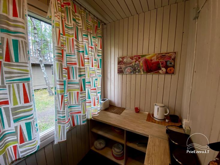 """Resort at Lake Siesartis - """"Oak"""" - 25"""