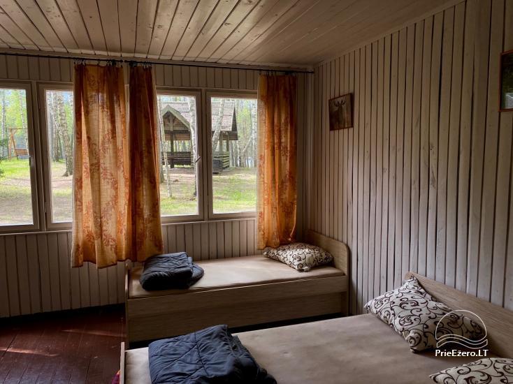"""Resort at Lake Siesartis - """"Oak"""" - 32"""