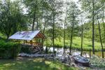 Kayak, bath rental on the shore of the lake Ančia - 10