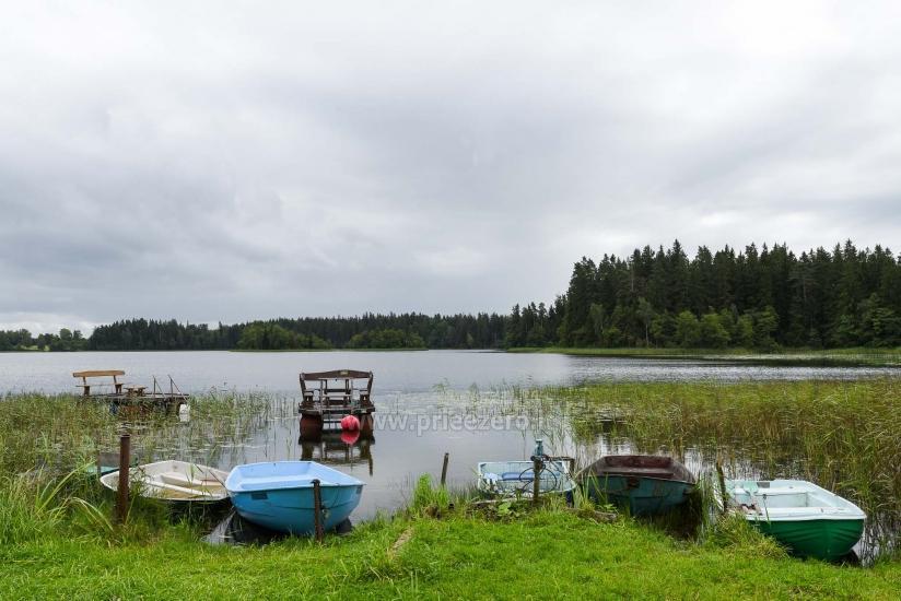 Усадьбa в Плунгесском районе Prie Beržoro ežero - 11