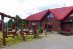 Homestead Vytautu dvaras in Lazdijai district at the lake Galstas - 2
