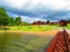 Усадьба Vytautu dvaras в Лаздийском районе на берегу озера - 33