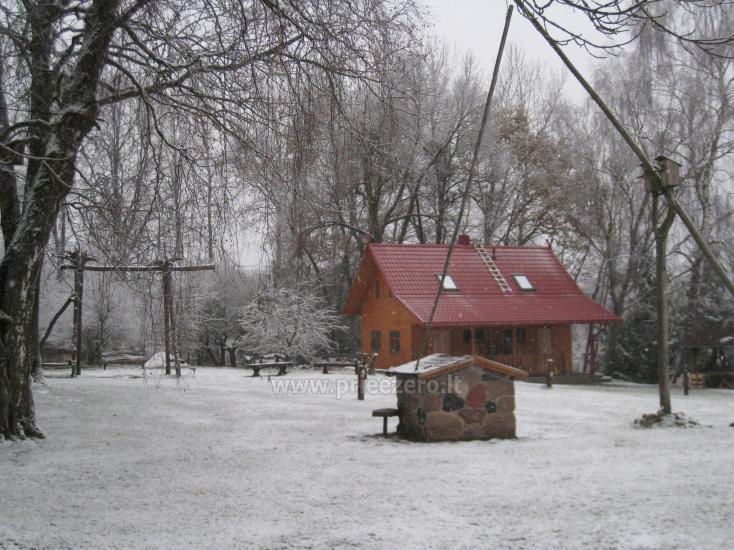 Homestead in Prienai district UOSOS SODYBA - 7