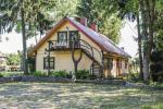 Landhaus in Prienai Bezirk UOSOS SODYBA - 3