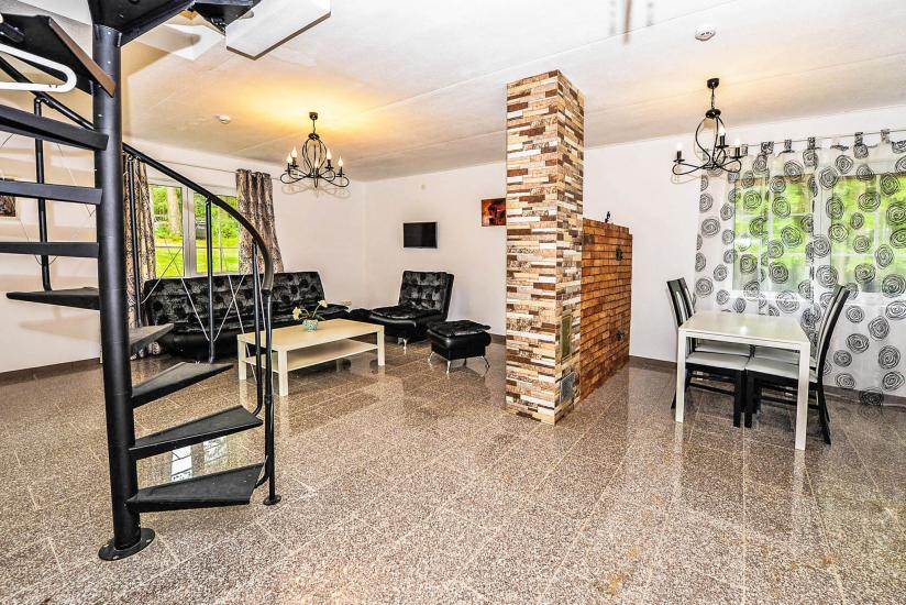 Homestead in Lazdijai district Vitų oazė. Banquet hall for 100 persons, holiday cottage, bathhouse - 8