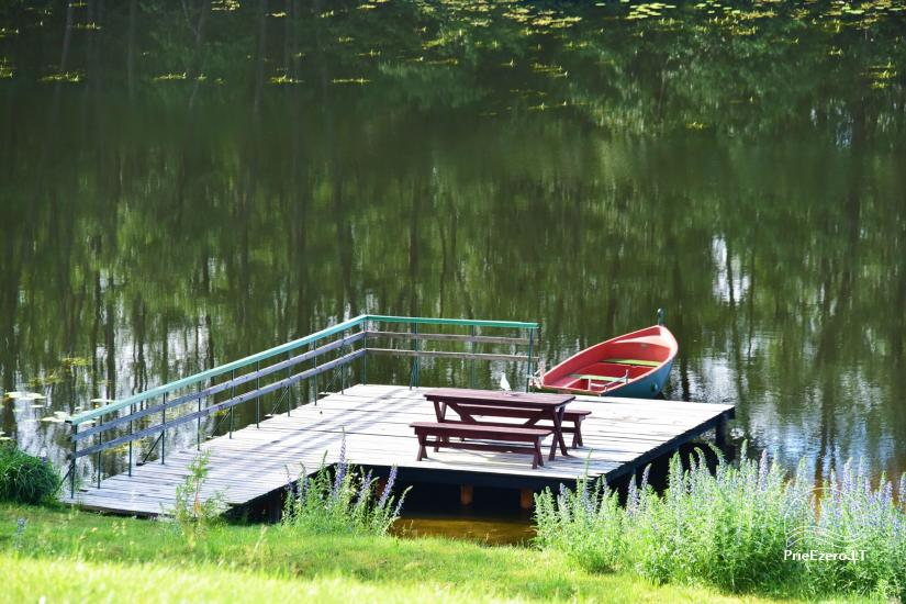 Homestead in Moletai area, by the lake Lukstas - 65