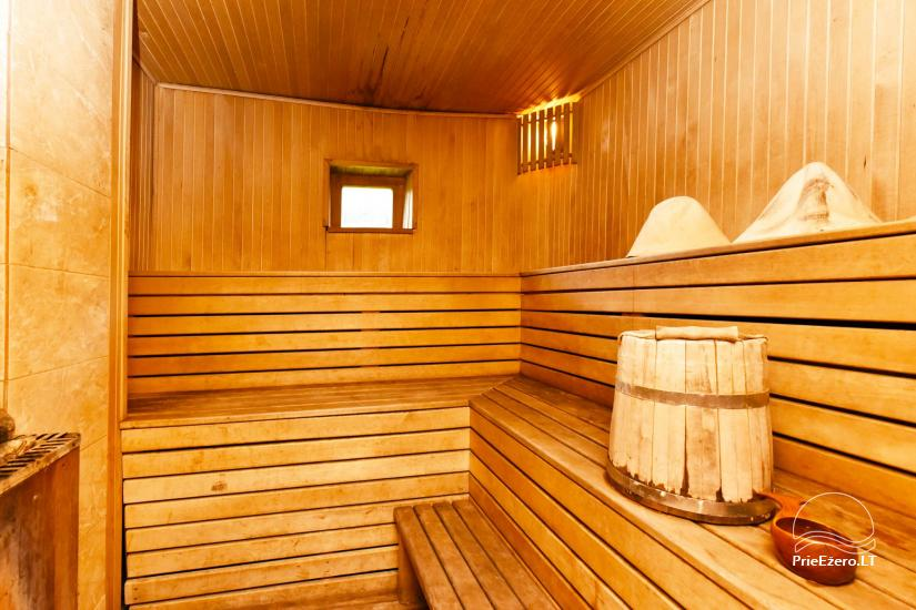 Bathhouse for up to 6 persons