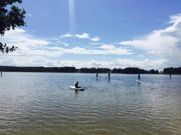 Homestead in Kelme area, by the lake Gilius - 1