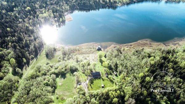 Landhaus in Kelme-Bereich, durch den See Gilius - 3