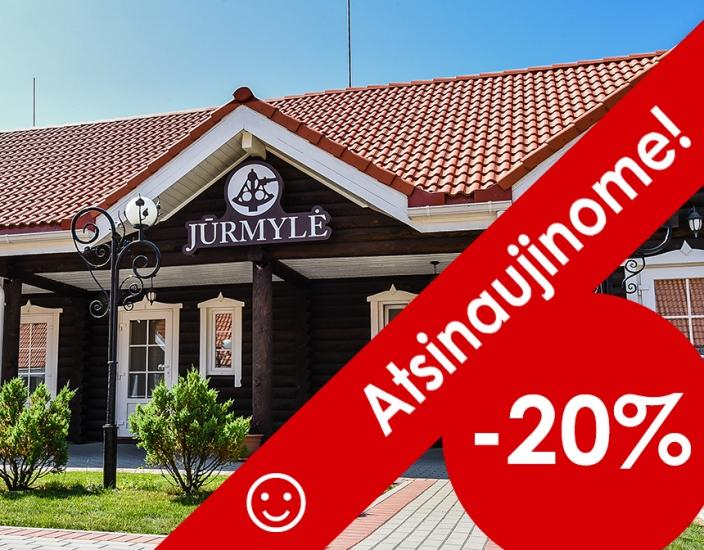 Holiday cottages, suites and apartments JŪRMYLĖ - 2